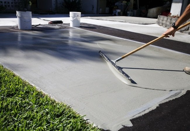 Concrete Repair Give Your Concrete A New Look Bob Vila