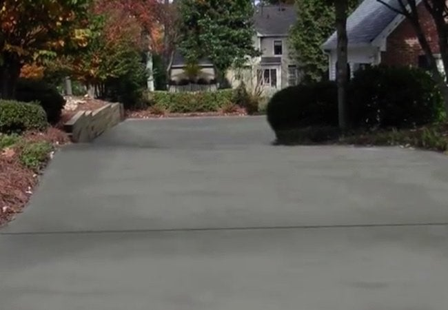 How to resurface a concrete driveway bob vila how to resurface a concrete driveway solutioingenieria Gallery