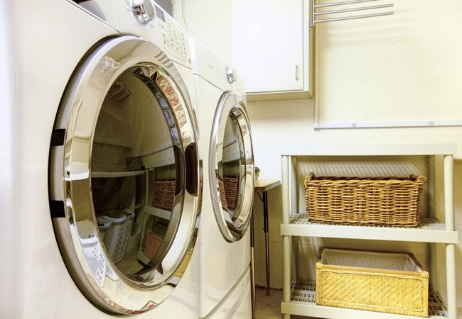 Laundry Room Tips - Washer and Dryer