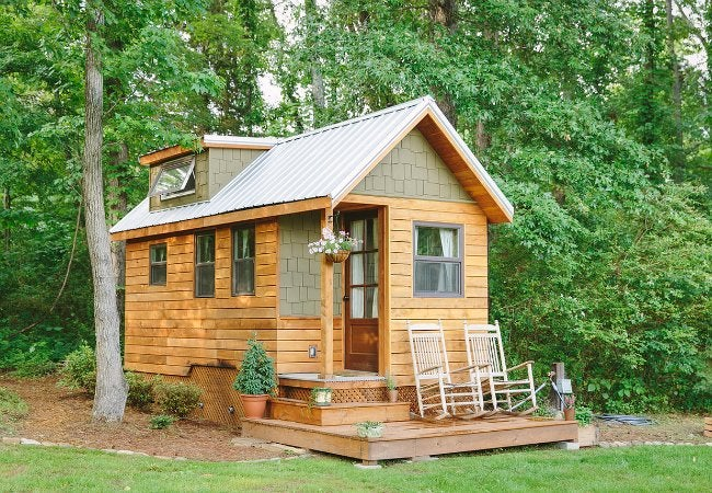 Tiny Home Living - Wind River Tiny Homes