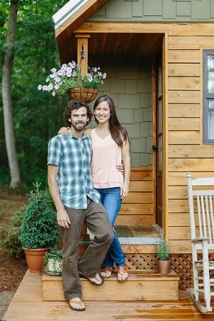 Tiny Home Living - Travis & Brittany Pyke