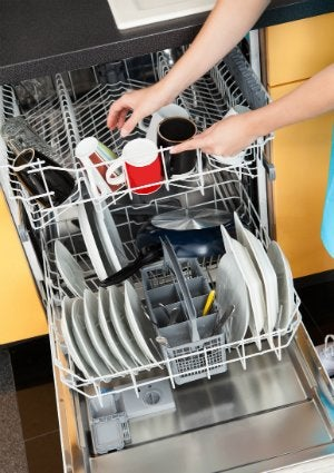 How to Wash Dishes - Wash Dishes In A Dishwasher