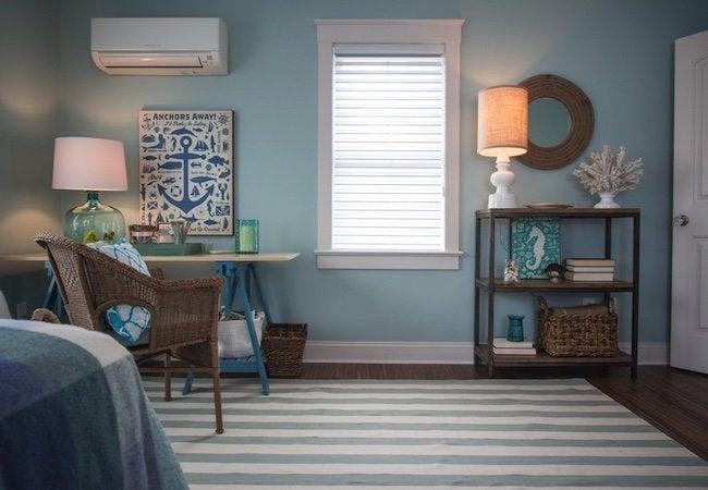 Ductless HVAC Benefits - Bedroom Comfort