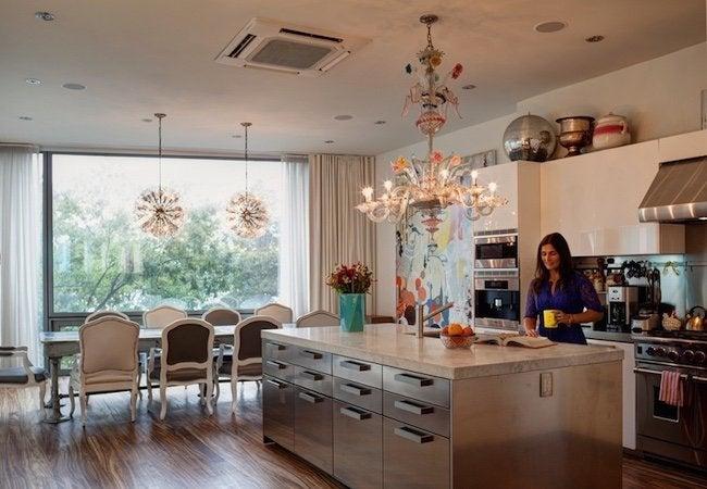 Ductless HVAC Benefits - Kitchen Comfort