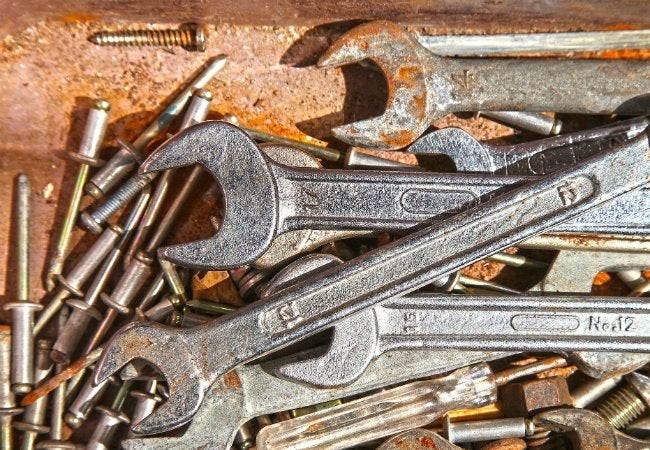How To Remove Rust From Tools Bob Vila