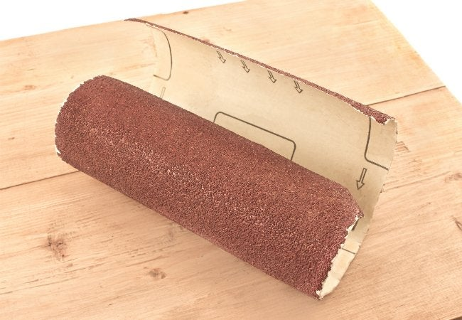 How To Remove Rust From Tools - Sandpaper