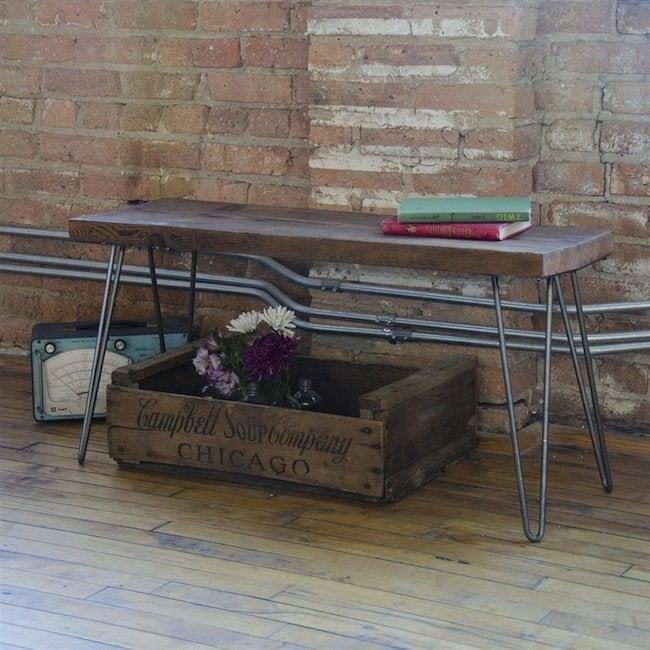 Urban Wood Goods - Bench Hairpin