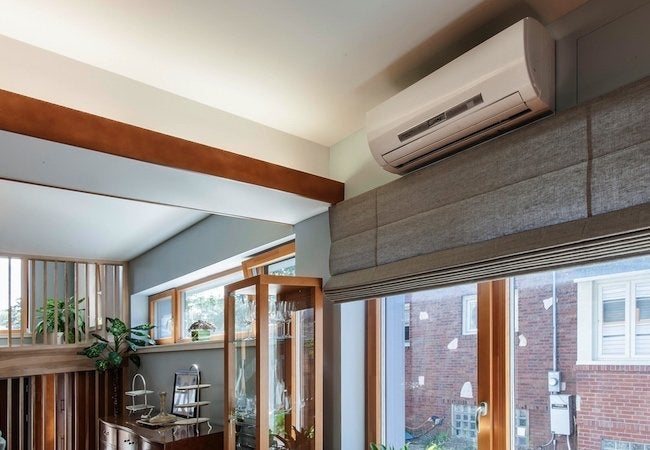 Ductless Mini Splits Vs Window Air Conditioners Bob Vila