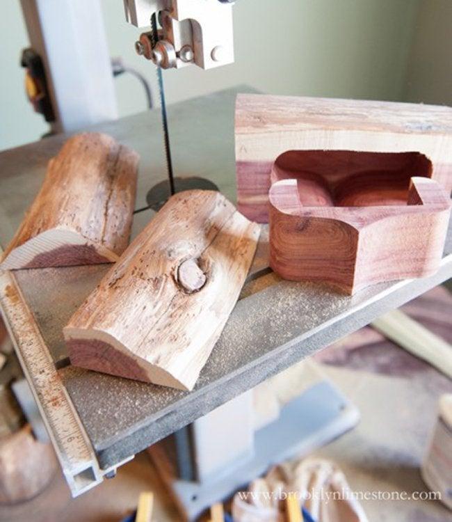 Log Box Step 1