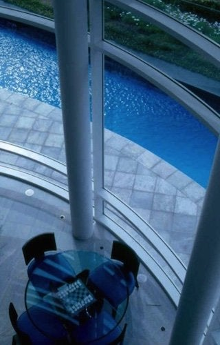 Mini Duct HVAC - Unico System Glass House