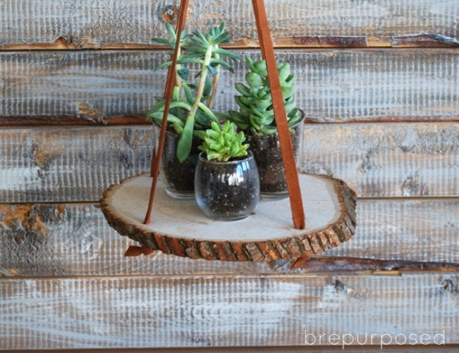 DIY Plant Stand - 5 To Make - Bob Vila on Hanging Plants Stand Design  id=74813