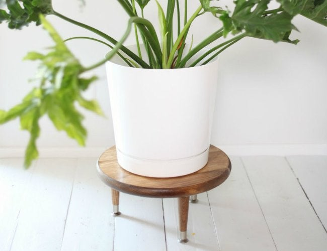 Diy Plant Stand Tutorial With Photos 5 Other Ideas