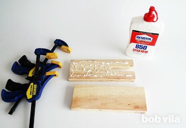 DIY Desk Organizer - Step 2