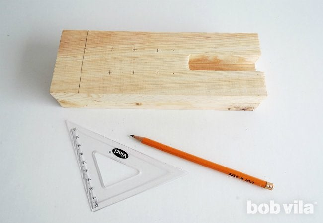 DIY Desk Organizer - Step 4
