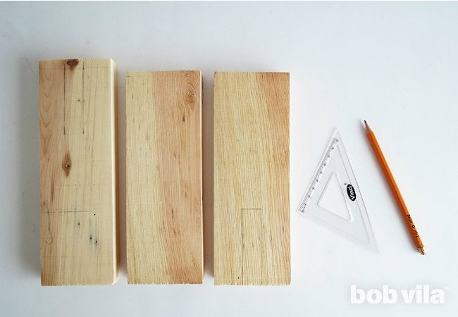 DIY Desk Organizer - Supplies
