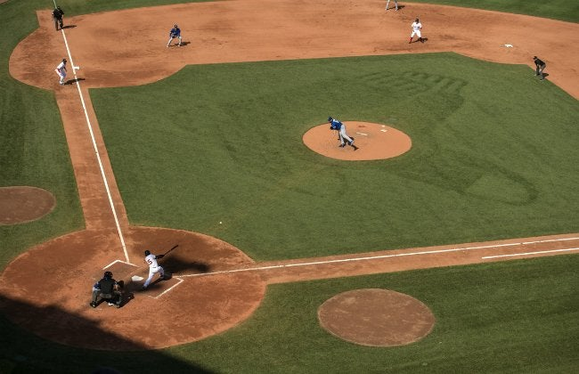How to Make Grass Green - Fenway Park on Game Day