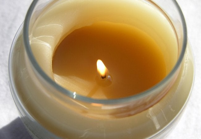 How to Fix a Squeaky Door  - paraffin candle wax