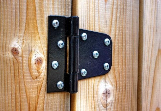 How to Fix a Squeaky Door