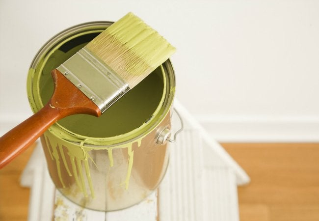 Homemade Paint - Five Types of DIY Paint