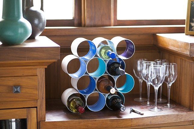 Tin Can Projects - Wine Rack