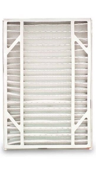 Replacing HVAC filters - Air Filter Pleated
