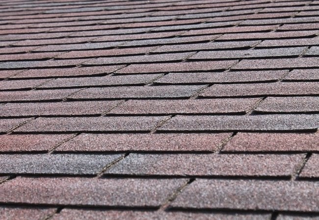 Installing a New Roof - Asphalt Detail
