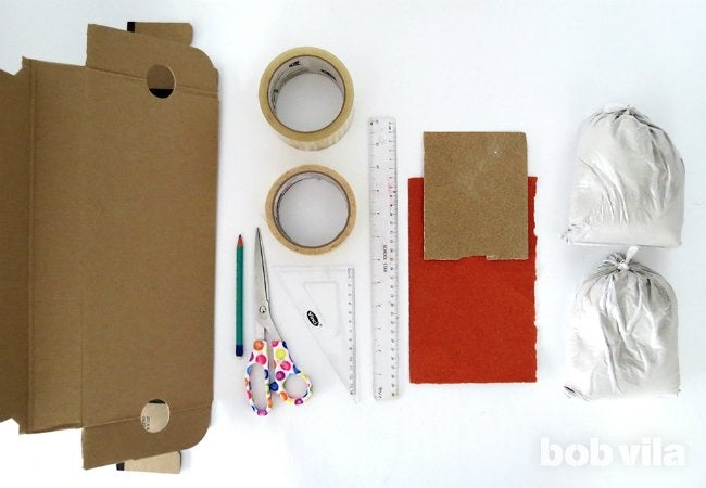 How to Make Concrete Molds - Supplies