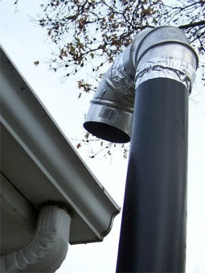 How to Clean Gutters without a Ladder - DIY Gutter Vacuum
