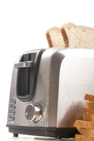 How To Clean A Toaster - Bread Crumbs