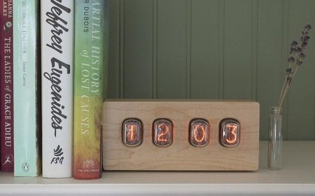 Tungsten Customs - Nixie Clock