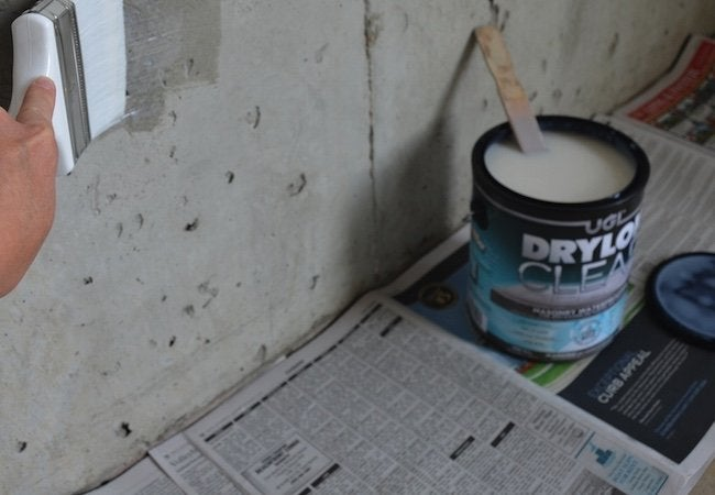 How to Use Masonry Waterproofer - Second Application