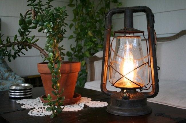 Tungsten Customs - Converted Lantern