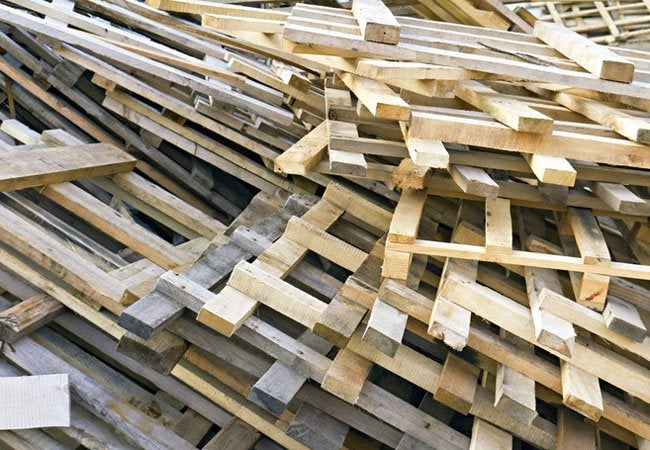 Where to Find Pallets - DIY Project Materials