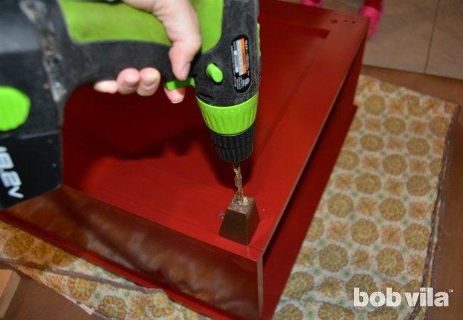 DIY Lego Table - Step 4