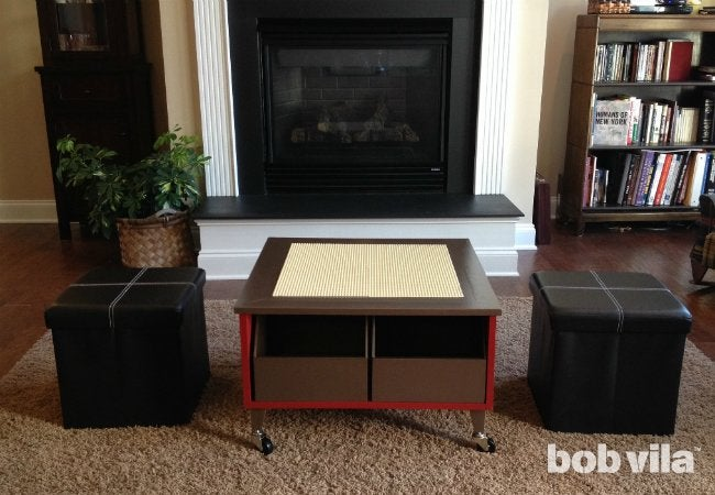 DIY Lego Table - Finished Project