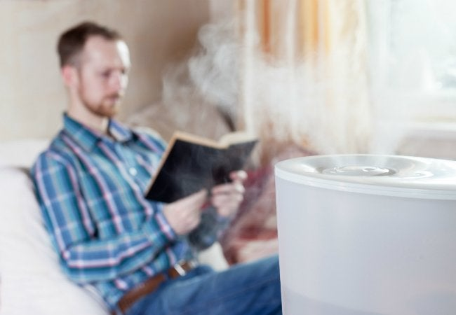 How to Clean a Humidifier - On a Weekly Basis