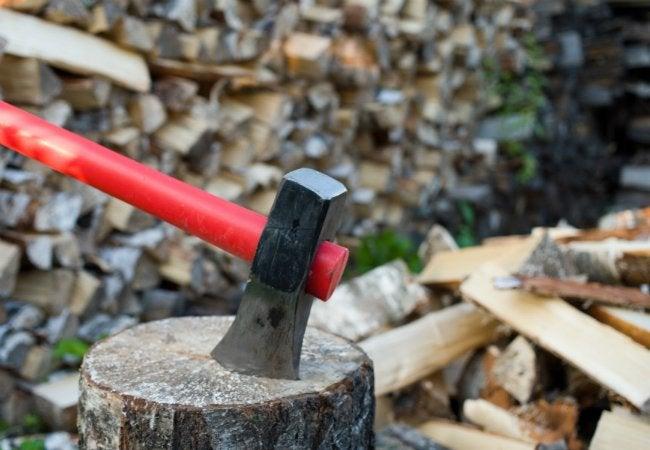How to Split Wood