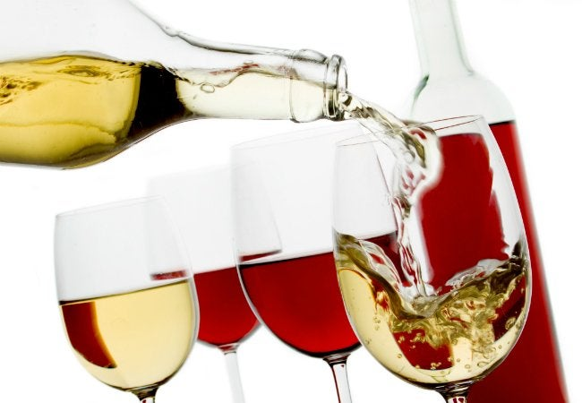 How to Remove Red Wine Stains - With White Wine