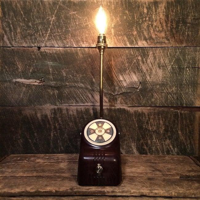 Stonehill Design - Antenna Rotor Lamp