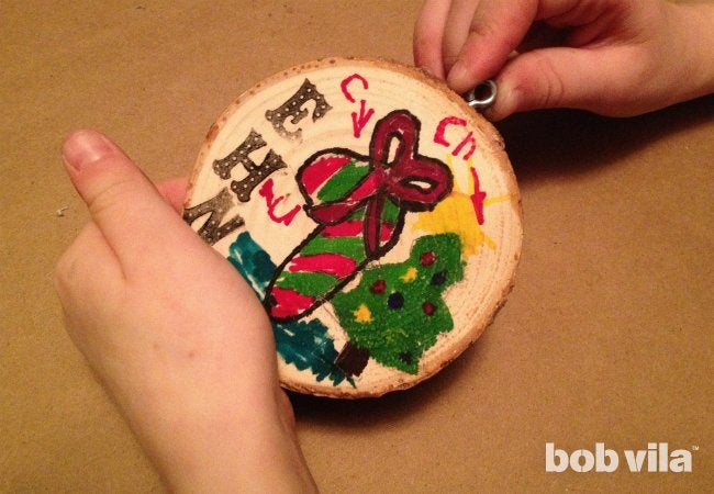 DIY Ornaments - Step 3