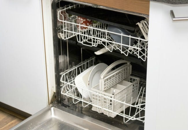 How to Clean a Sponge - In The Dishwasher