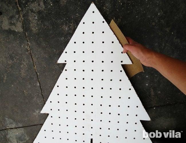 How to Make a Christmas Tree - Step 6