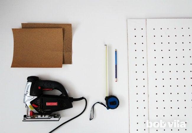 How to Make a Christmas Tree - Supplies