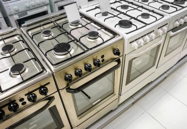 Discount Appliances - Ovens and Stovetops at the Store