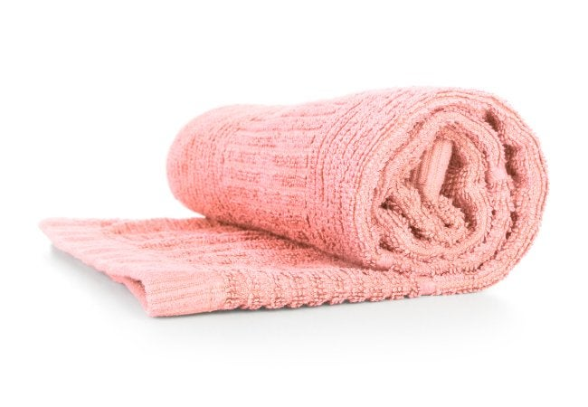 How to Get Dents Out of Carpet - Using a Towel