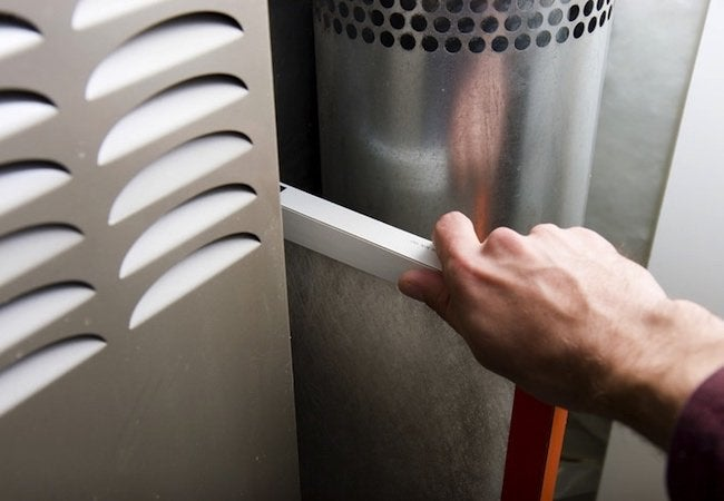 Winter Indoor Air Quality Solutions - Furnace Maintenance