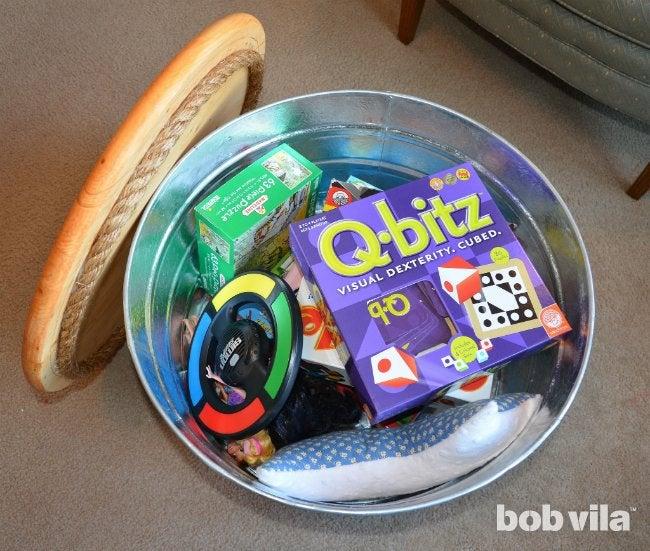 DIY Toy Chest - Step 8