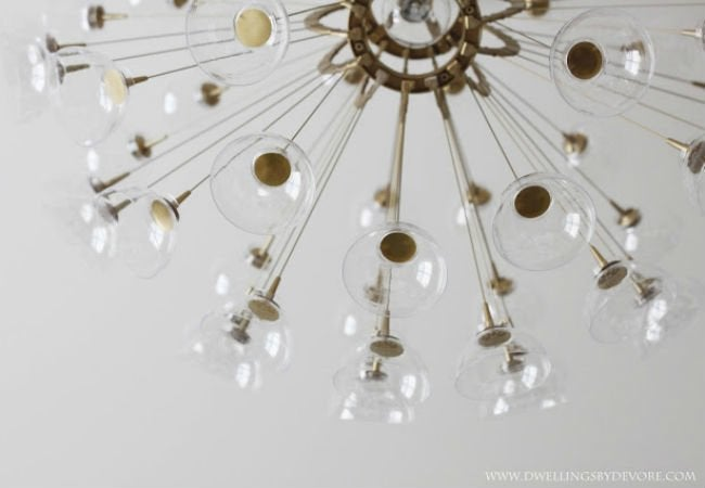 Sputnik Chandelier - End