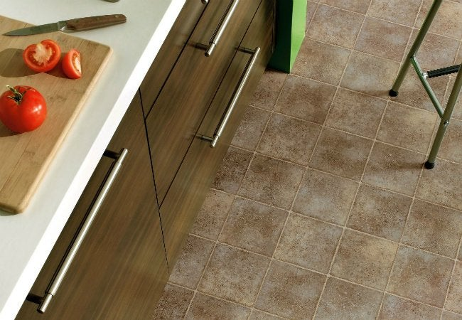 How to clean linoleum floors bob vila for Linoleum flooring