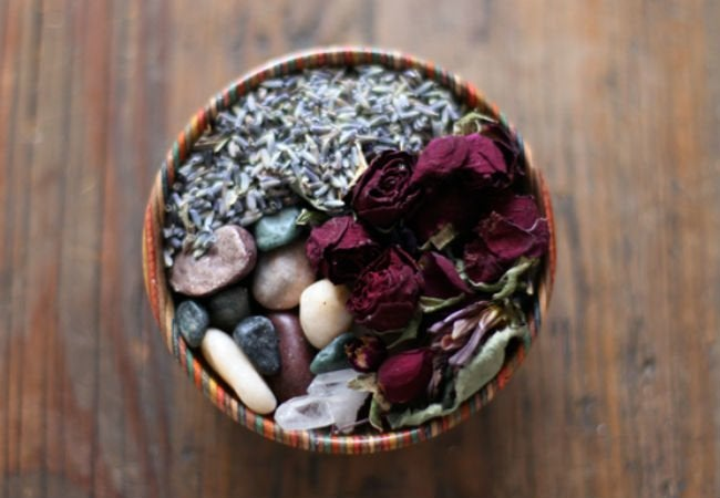 DIY Air Freshener - Potpourri